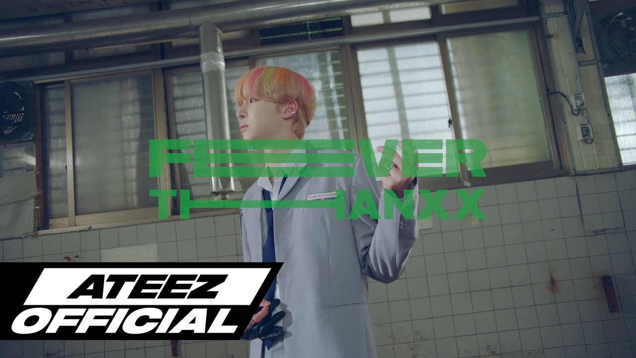 ATEEZ(에이티즈) – 'THANXX' Performance Preview