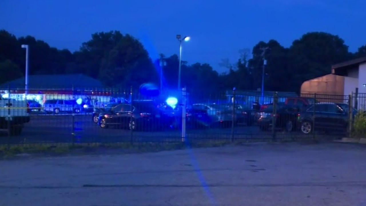 At least 12 people injured in South Carolina nightclub shooting