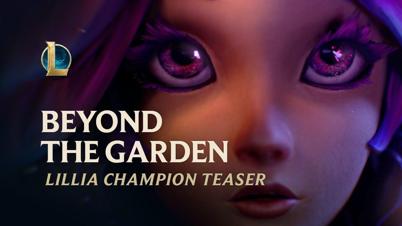 Beyond the Garden | Lillia Champion Teaser – League of Legends