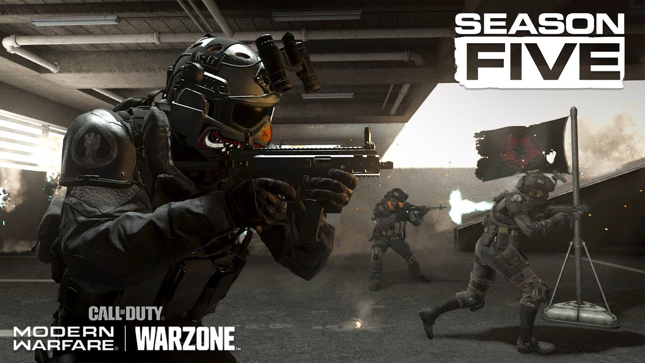 Call of Duty®: Modern Warfare® & Warzone® – Shadow Company Trailer