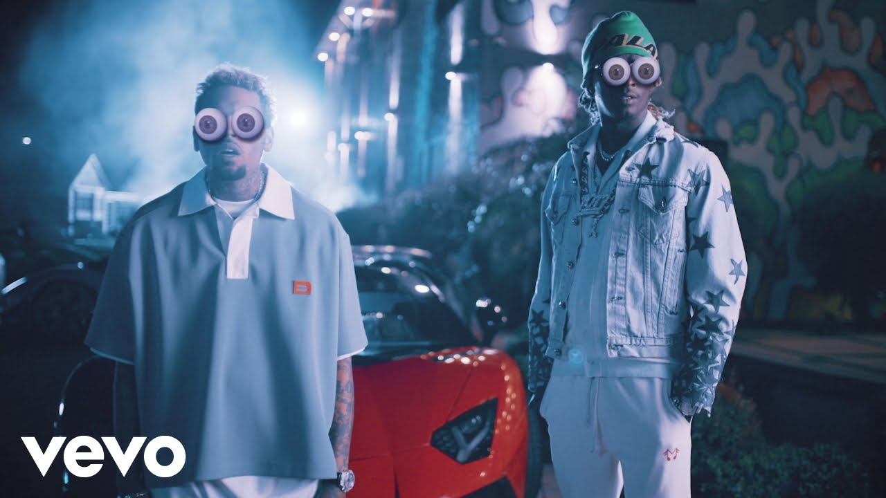 Chris Brown, Young Thug – Go Crazy (Official Video)