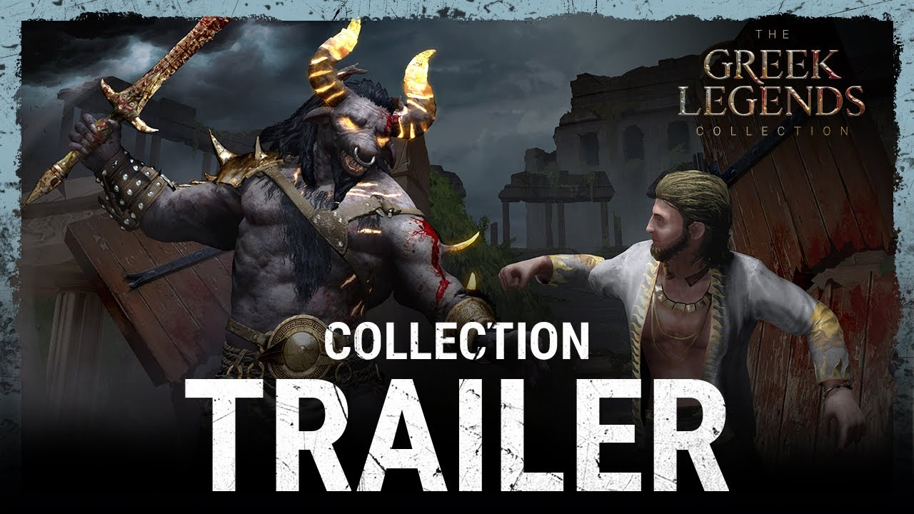 Dead by Daylight | Greek Legends Collection Trailer
