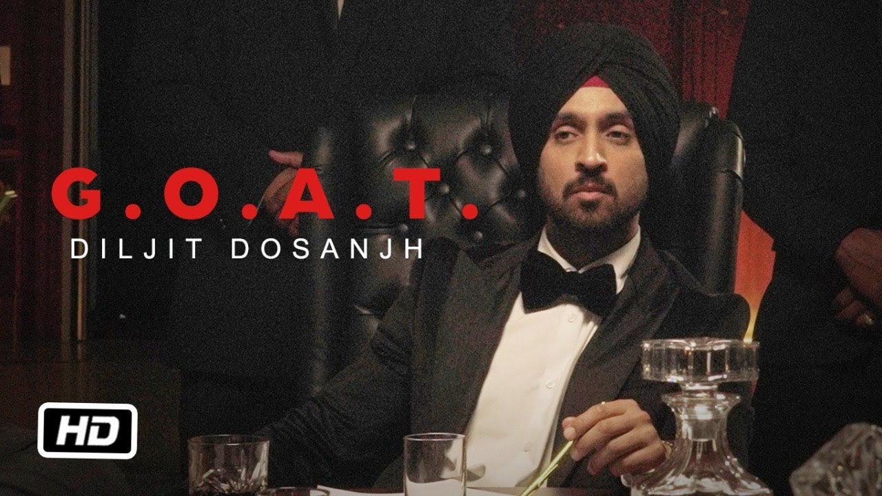 Diljit Dosanjh – G.O.A.T. (Official Music Video)