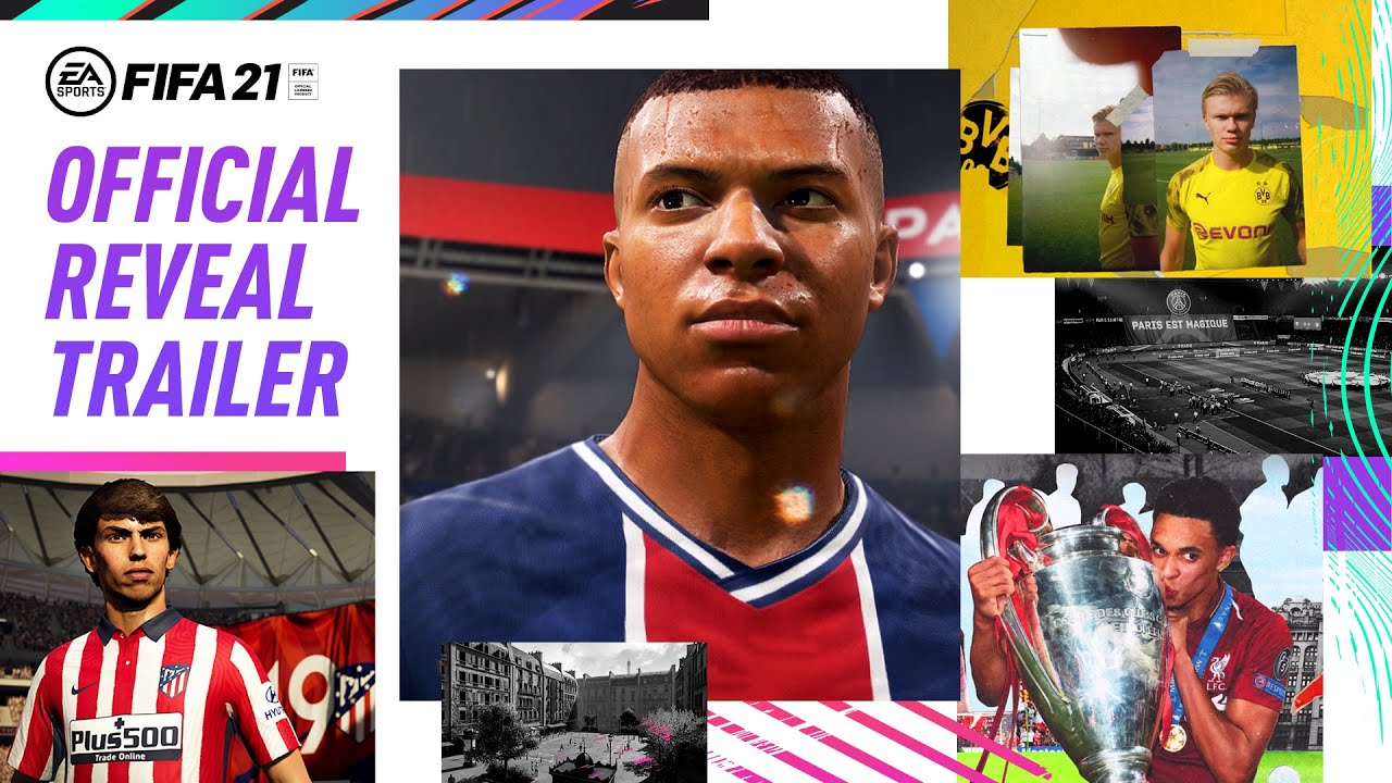FIFA 21 Official Reveal Trailer