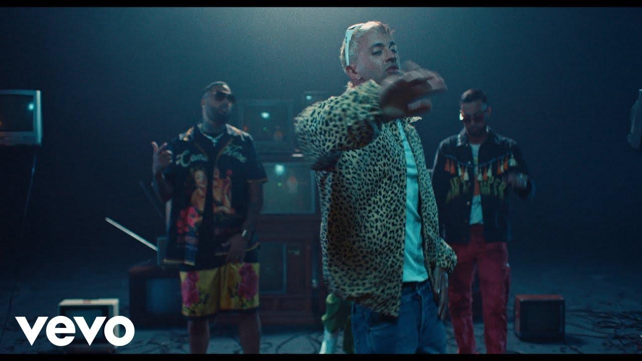 Feid, Justin Quiles, J. Balvin, Nicky Jam, Maluma, Sech – PORFA (Remix)