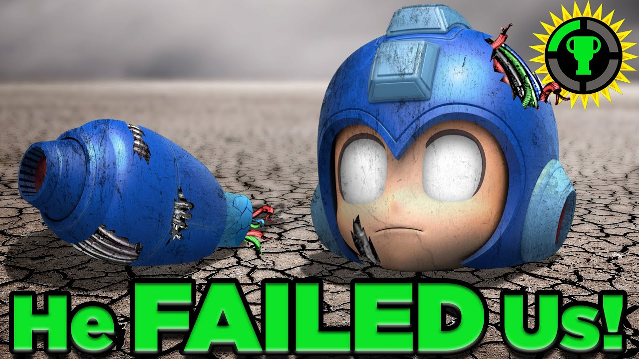 Game Theory: How Mega Man DOOMED Humanity!