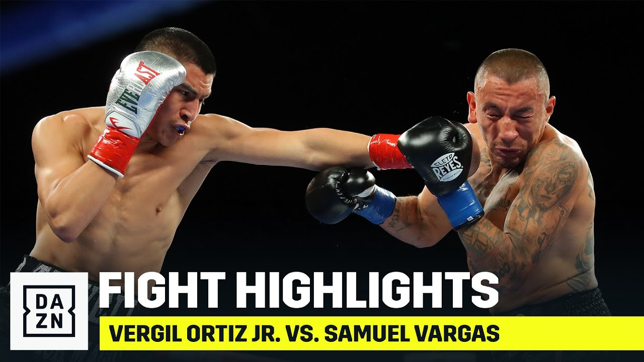 HIGHLIGHTS | Vergil Ortiz Jr. vs. Samuel Vargas