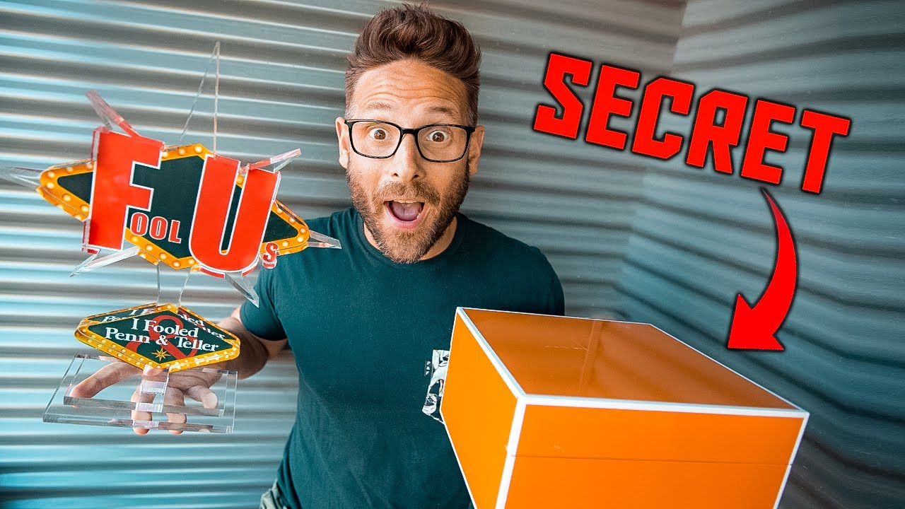 HOW I Fooled Penn & Teller!!! (SECRET EXPOSED!!!)