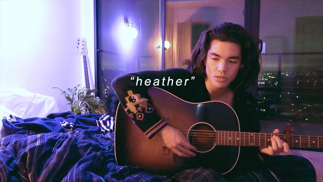 Heather – Conan Gray (Acoustic)