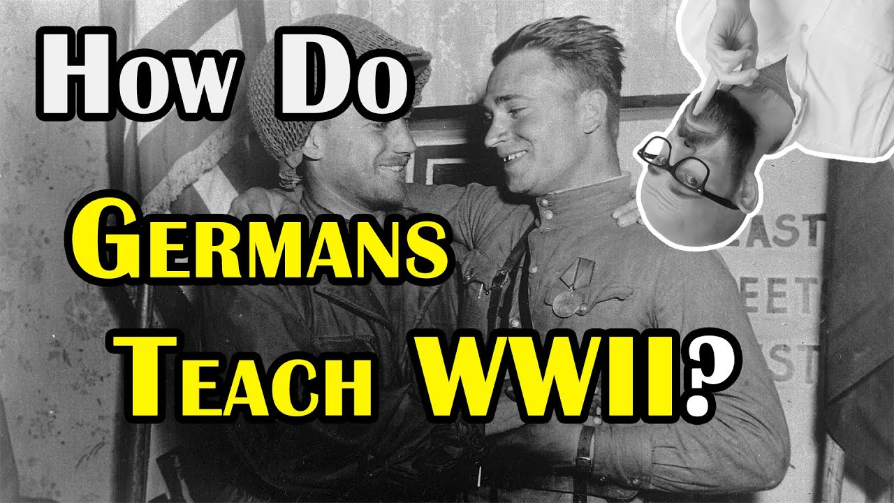 How Do German Schools Teach About WWII?