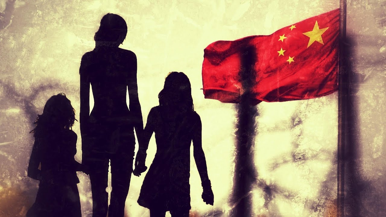 How I Got my Family Out of China
