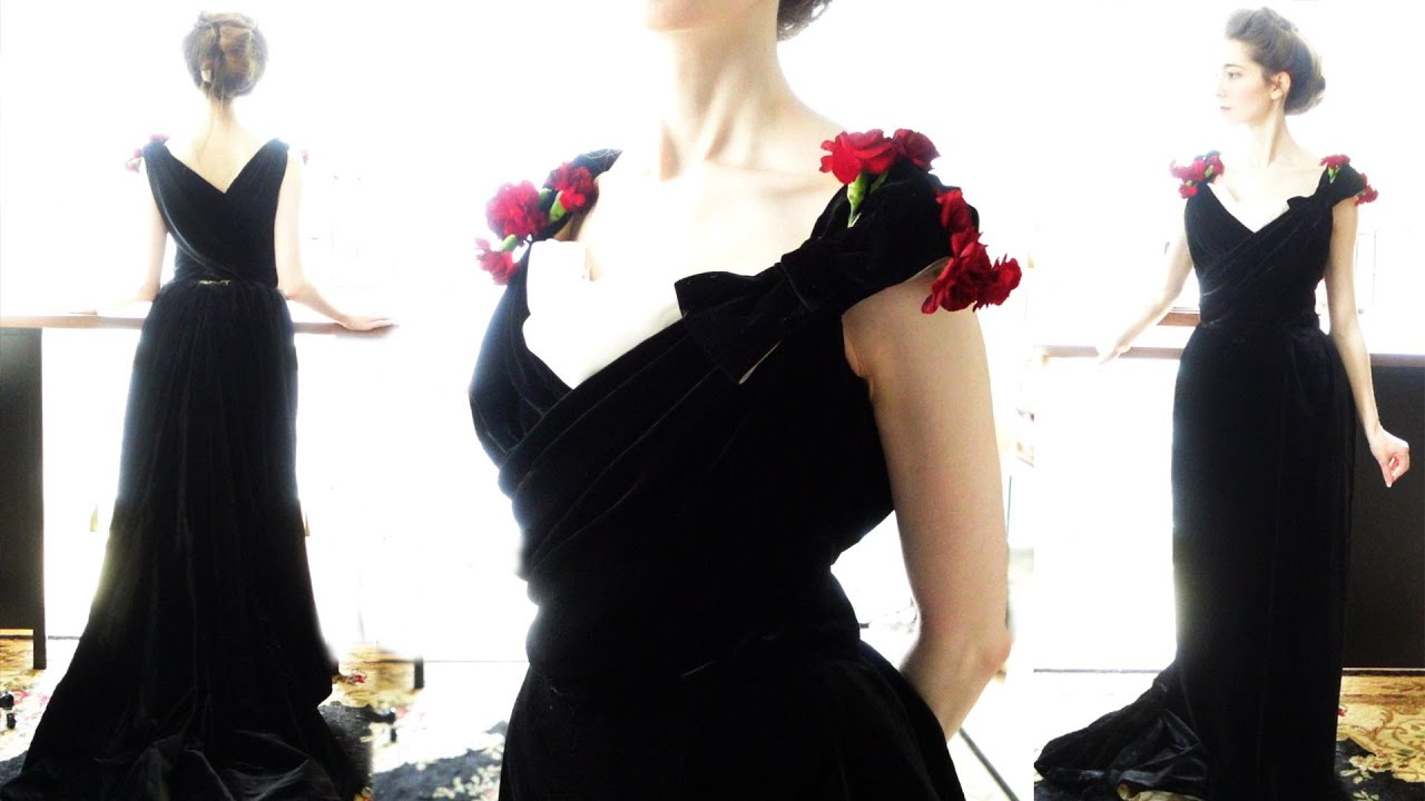 I Made an 1890s Ball Gown Using Victorian Sewing Methods