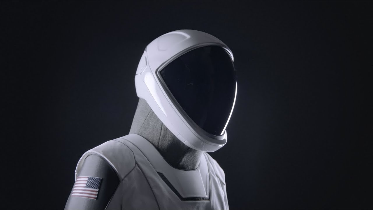 Inside the Space Suit Lab