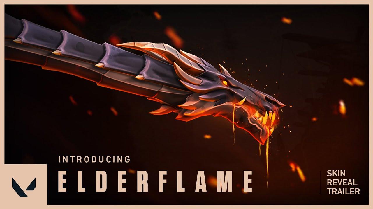 Introducing Elderflame // Skin Reveal Trailer – VALORANT