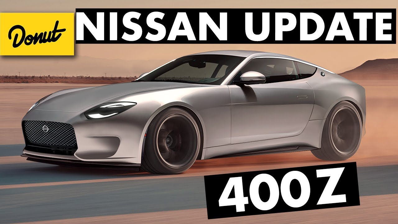 is the 400z enough to save nissan? - vidshaker