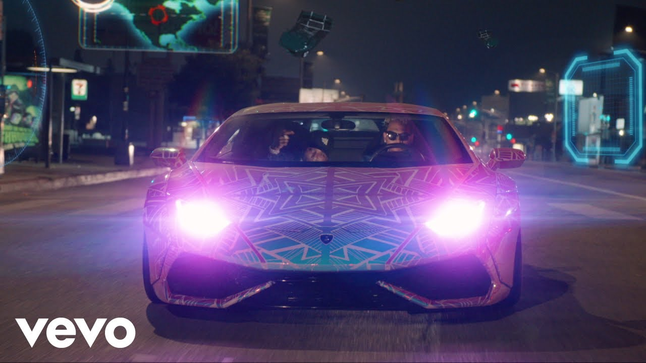 Jacquees & Chris Brown – Put In Work (Official Music Video)