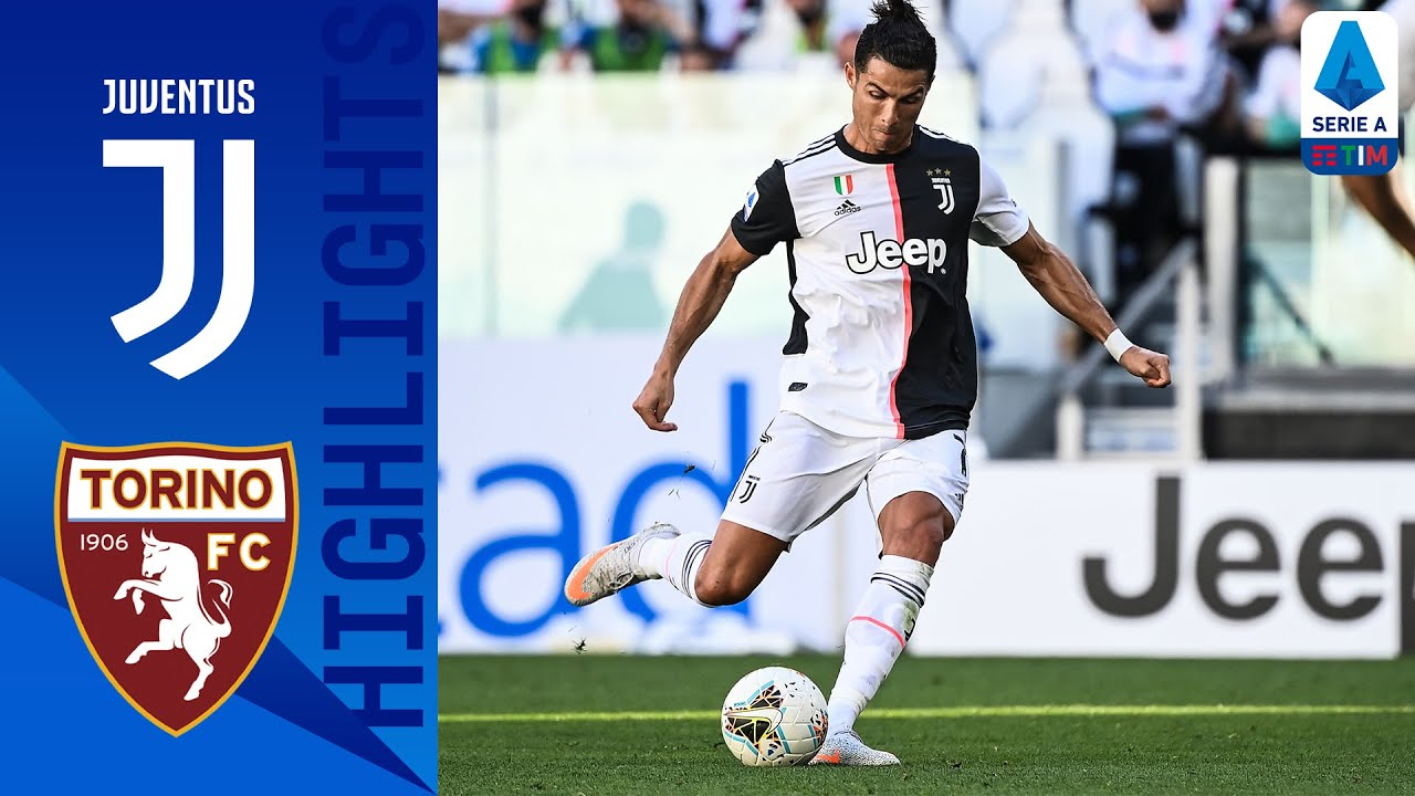 Juventus 4-1 Torino | Ronaldo and Dybala Score as Juve Secure Comfortable Win! | Serie A TIM