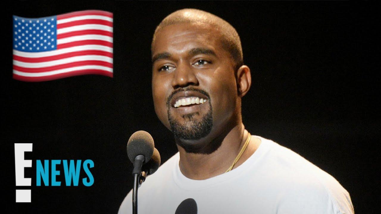 Kanye West Announces Presidential Run | E! News