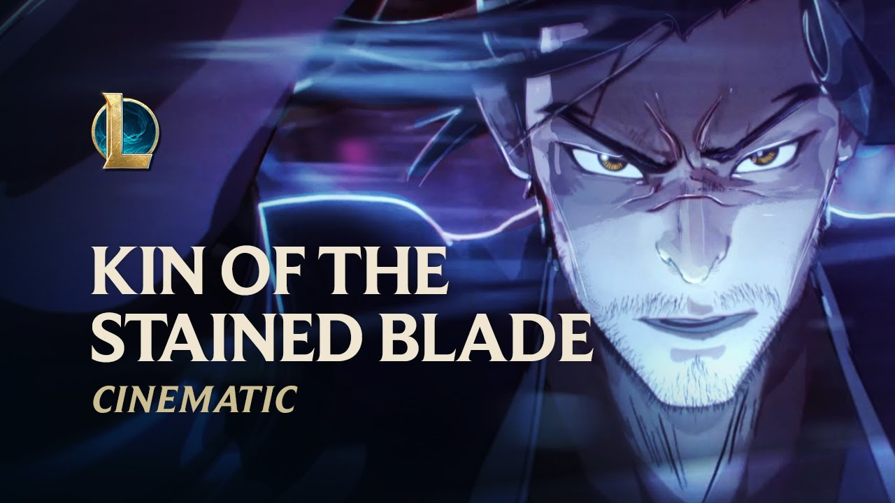 Kin of the Stained Blade | Spirit Blossom 2020 Cinematic – League of Legends
