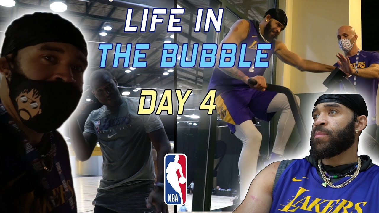Life in the Bubble – Day 4 | JaVale McGee Vlogs