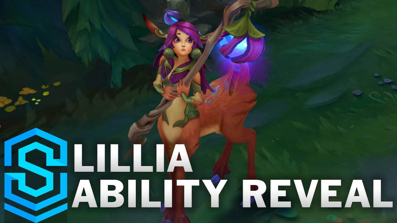Lillia Ability Reveal – The Bashful Bloom | New Champion