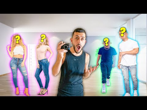 MEET MY NEW ROOMMATES!! **Roommate Reveal**