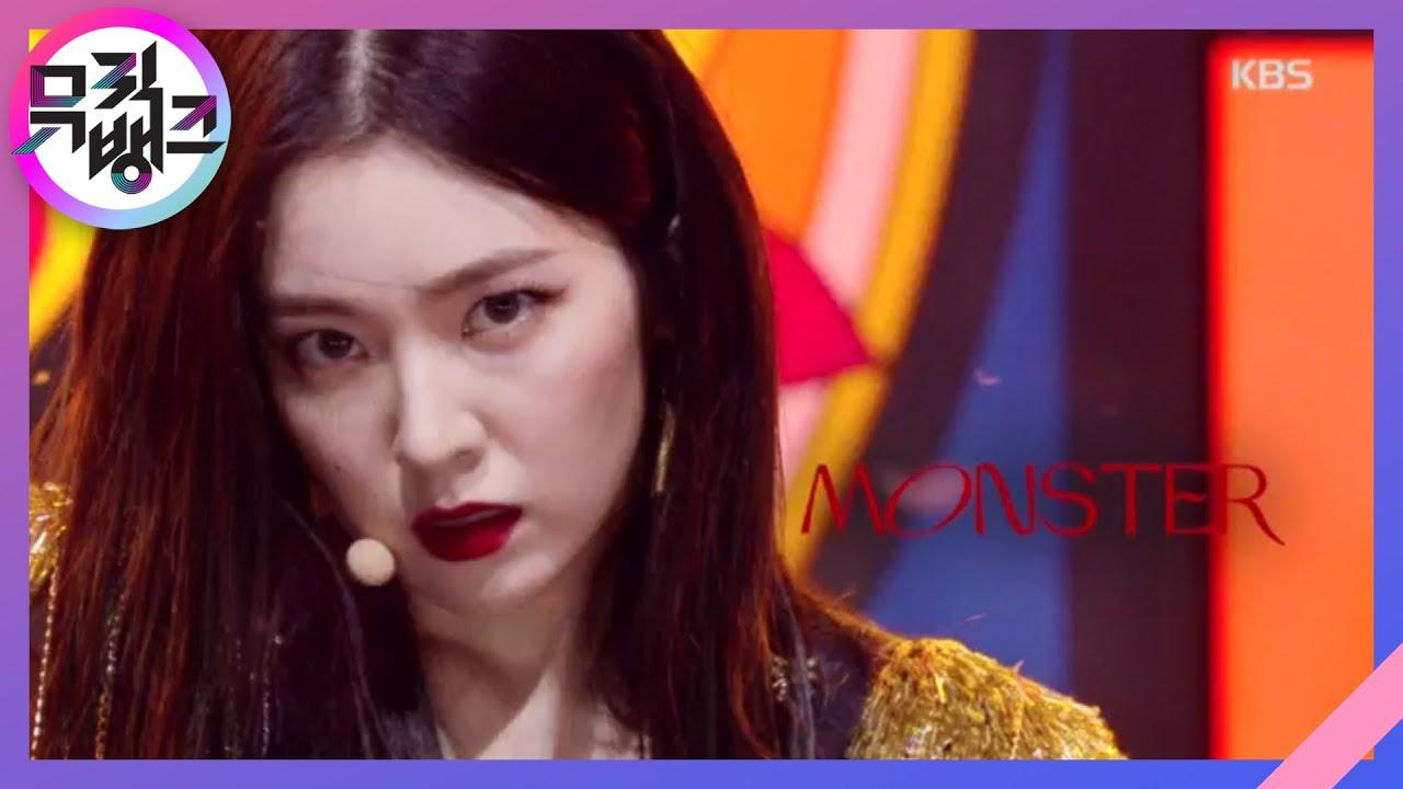 Monster – 레드벨벳 – 아이린&슬기(Red Velvet – IRENE & SEULGI) [뮤직뱅크/Music Bank] 20200710