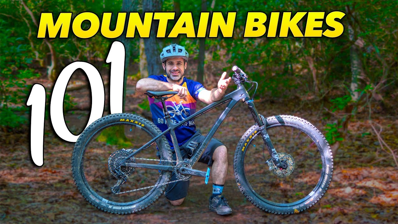 Mountain Bikes 101 – Questions you were embarrassed to ask
