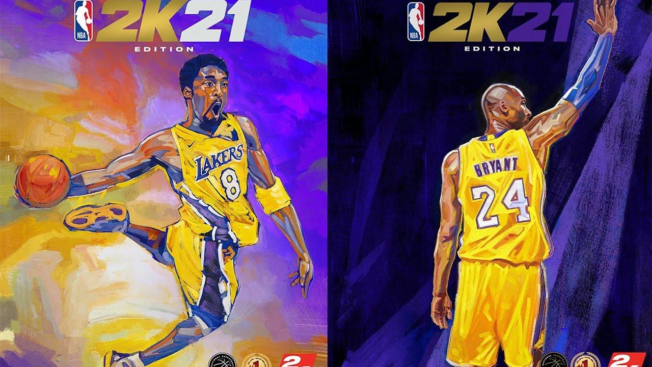 NBA 2K21: Celebrating Kobe Bryant in the Mamba Forever Edition