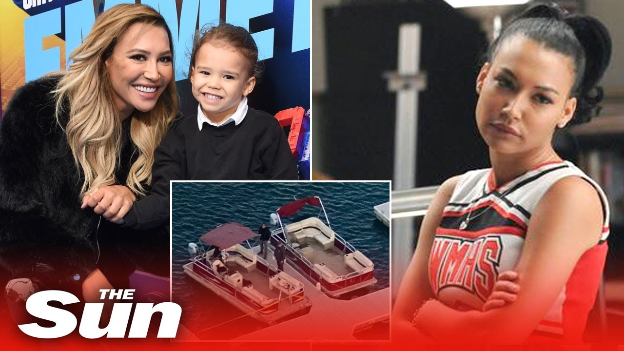 Naya Rivera's four-year-old son told cops, 'mum jumped into lake and didn't come back up'