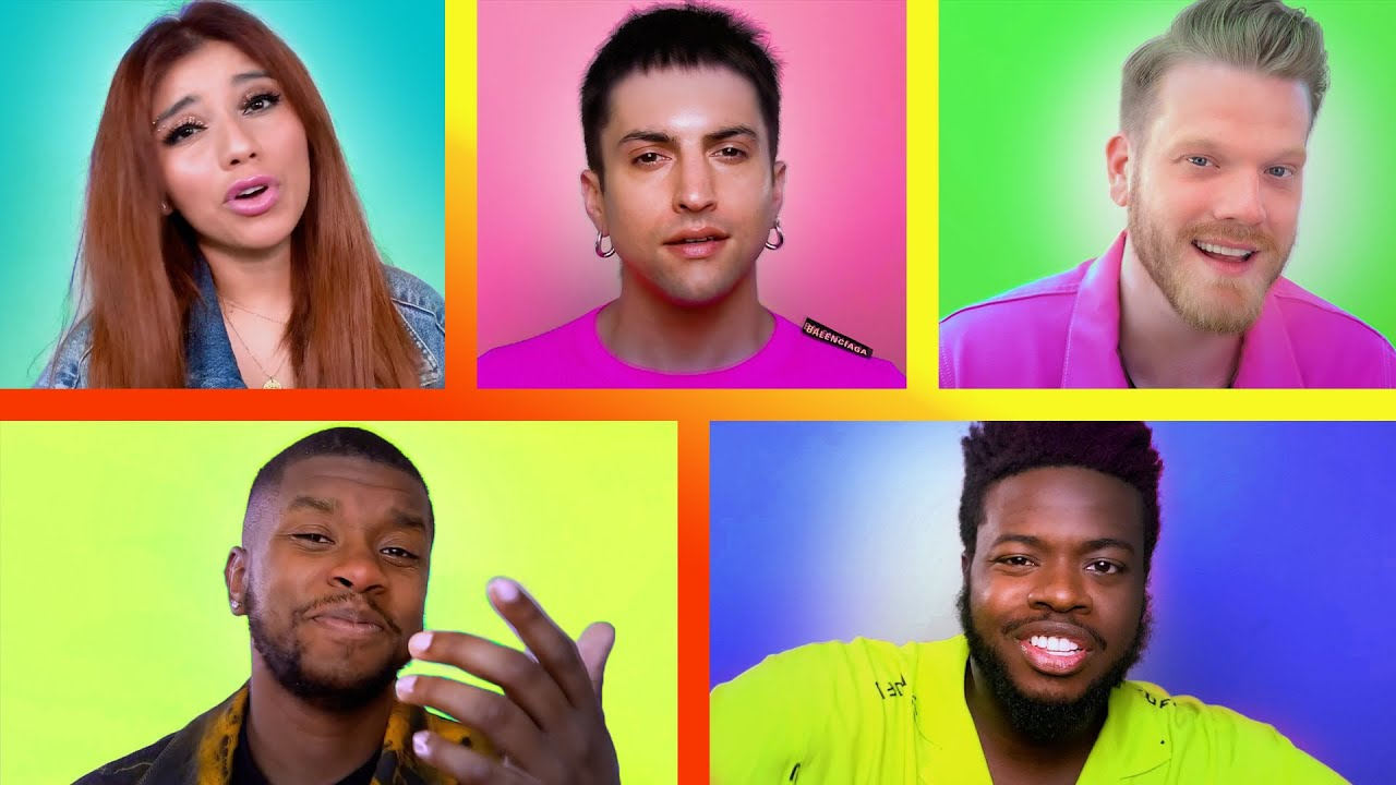 [OFFICIAL VIDEO] Break My Heart – Pentatonix
