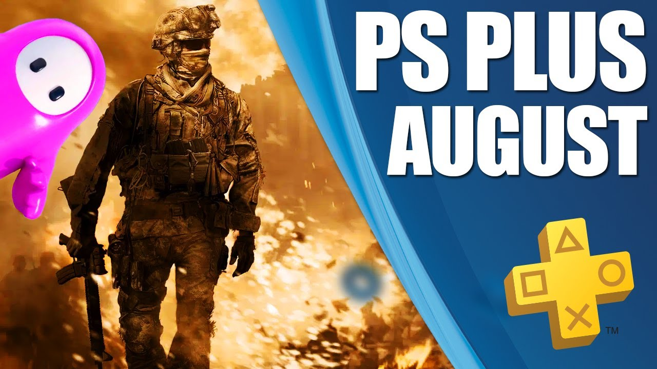 PlayStation Plus Monthly Games – August 2020