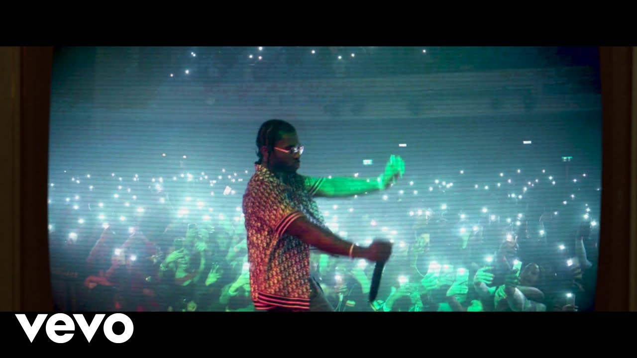 Pop Smoke ft. 50 Cent, Roddy Ricch – The Woo (Official Video)
