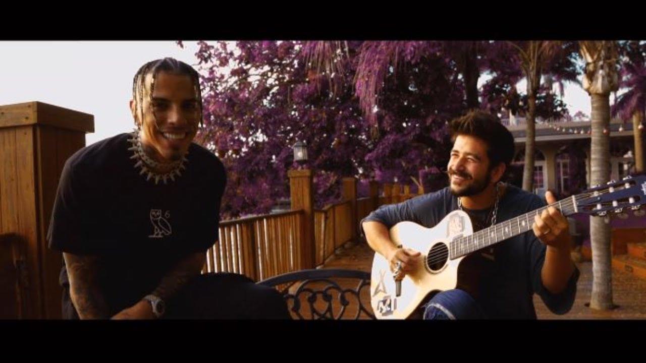 Rauw Alejandro & Camilo – Tattoo Remix  (Acústico)