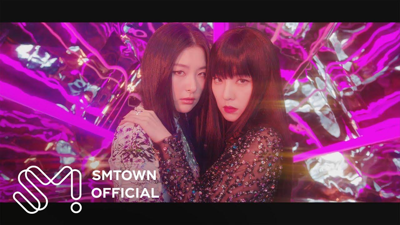 Red Velvet – IRENE & SEULGI 'Monster' MV