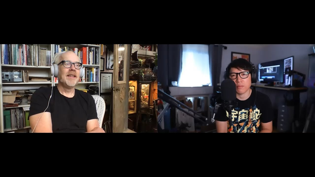 Remembering Grant Imahara – Still Untitled: The Adam Savage Project – 7/14/20