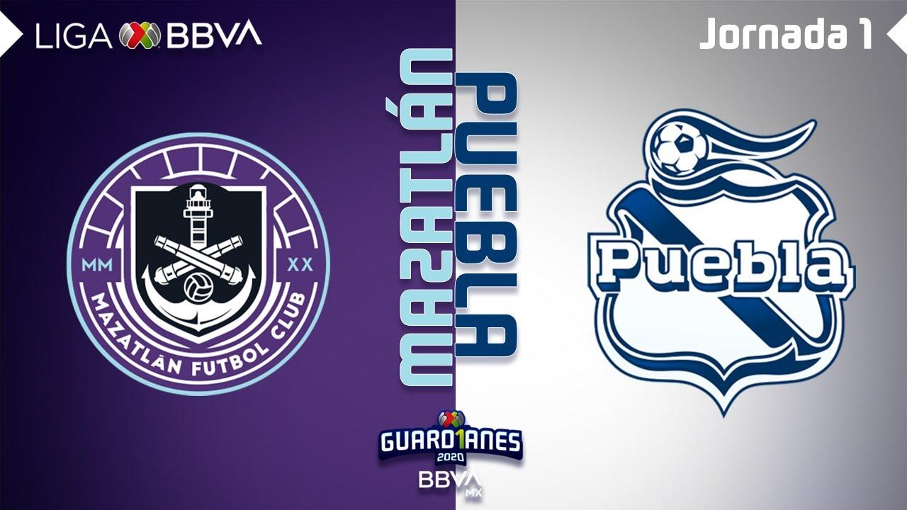 Resumen y Goles | Mazatlán vs Puebla | Liga MX – Guardianes 2020 – Jornada 1 | LIGA BBVA MX