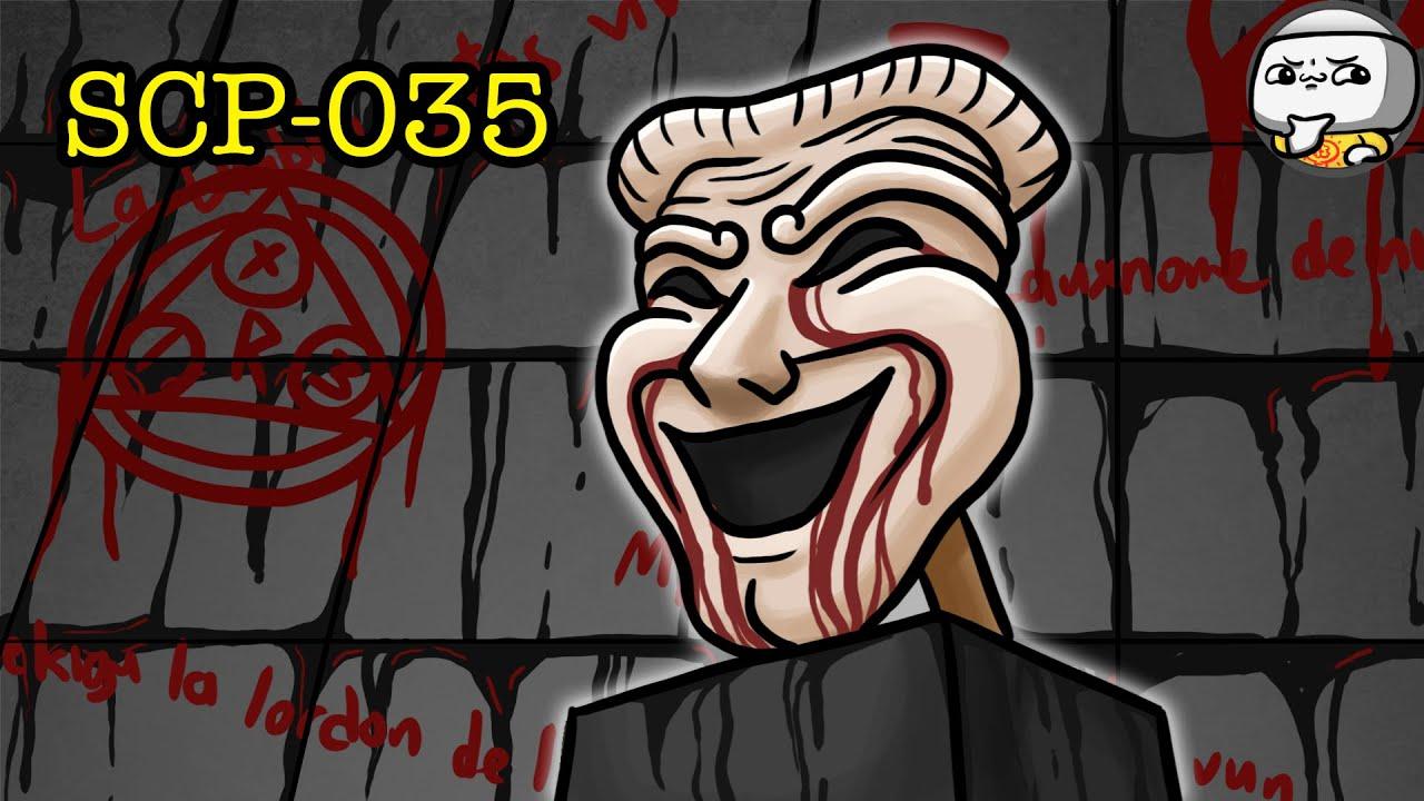 SCP-035 Possessive Mask (SCP Animation)