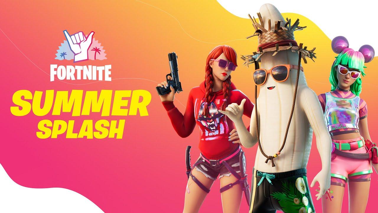 Summer Splash Is Here | Fortnite