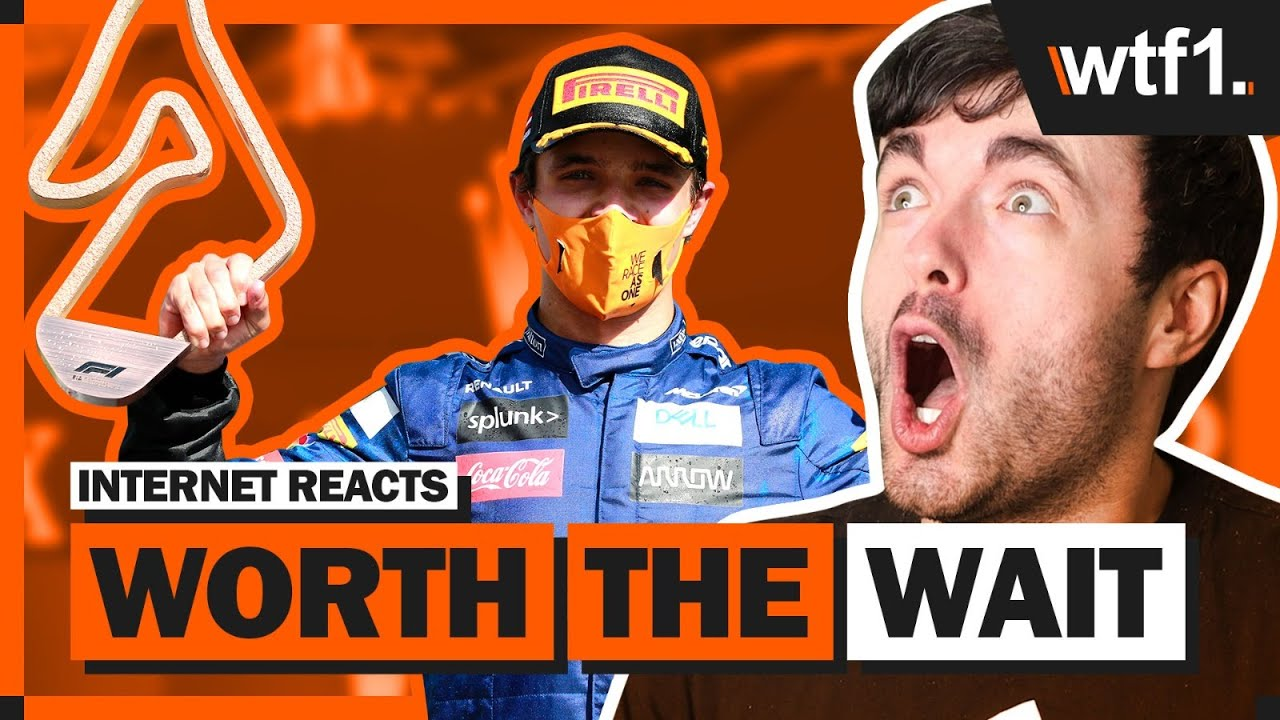 The Internet's Best Reactions To The 2020 Austrian Grand Prix