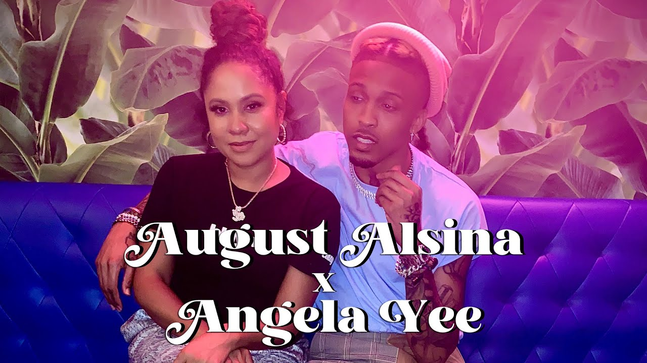 The Interview – August Alsina and Angela Yee