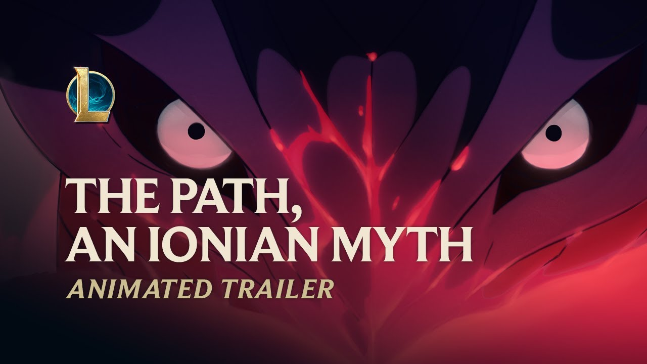 The Path, An Ionian Myth | Spirit Blossom 2020 Animated Trailer – League of Legends