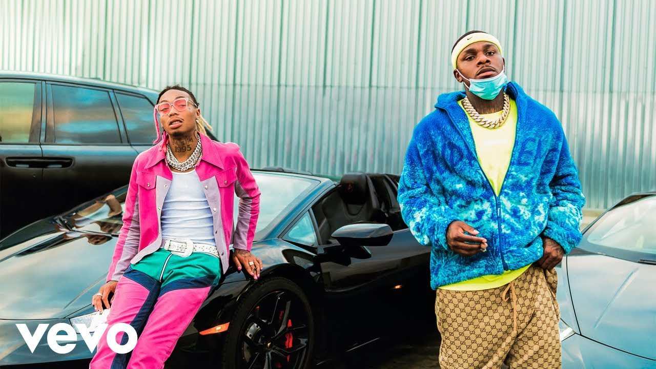 Tyla Yaweh – Stuntin' On You (Official Music Video) ft. DaBaby
