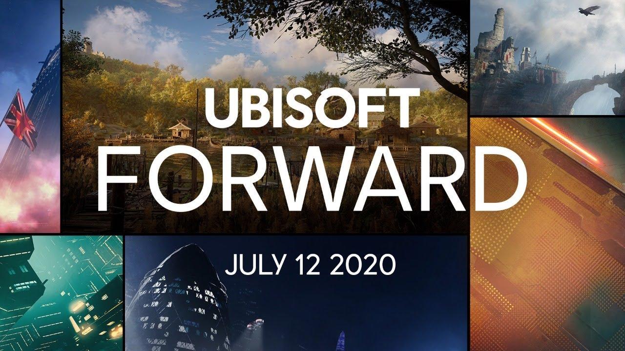Ubisoft Forward: Official Livestream – July 2020