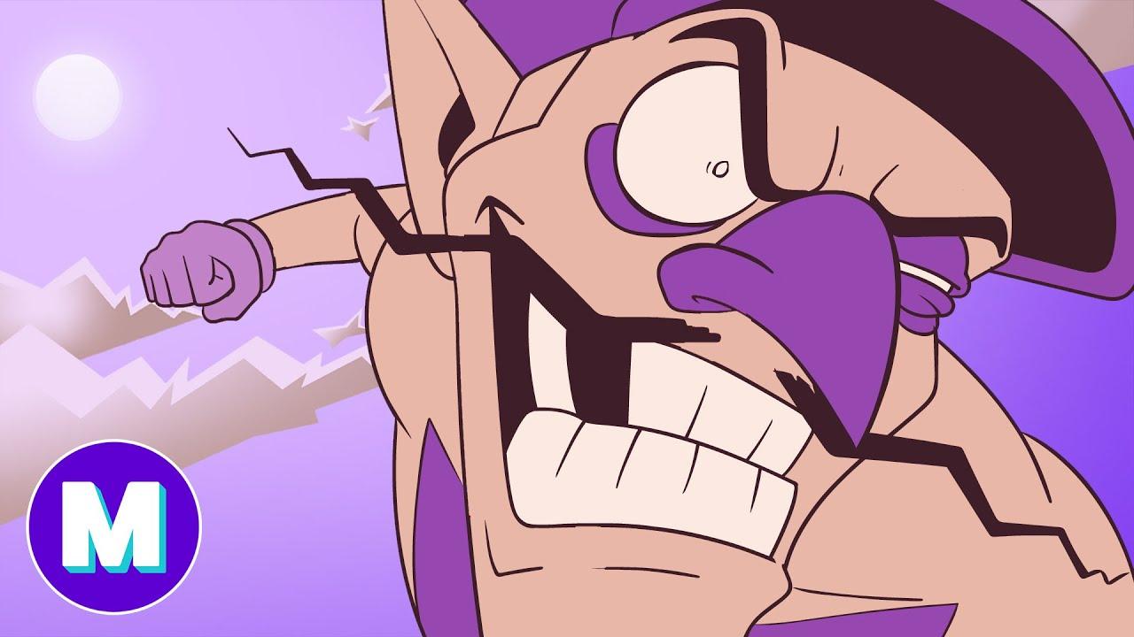 ?Waluigi vs Smash Bros BATTLE RAP Part 3 ?