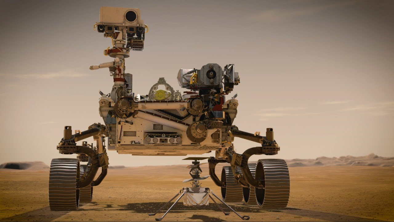 Watch NASA's Perseverance Rover Launch to Mars!