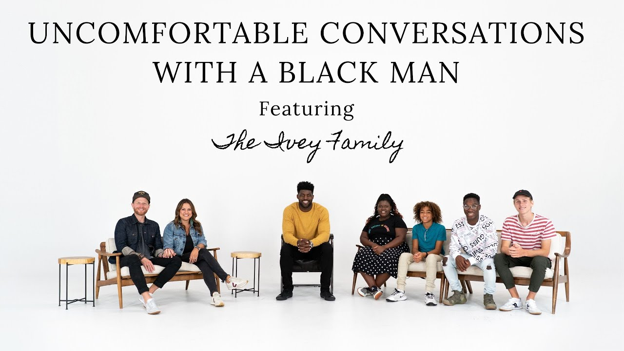 White Parents, Raising Black Children – Uncomfortable Conversations with a Black Man – Ep. 6
