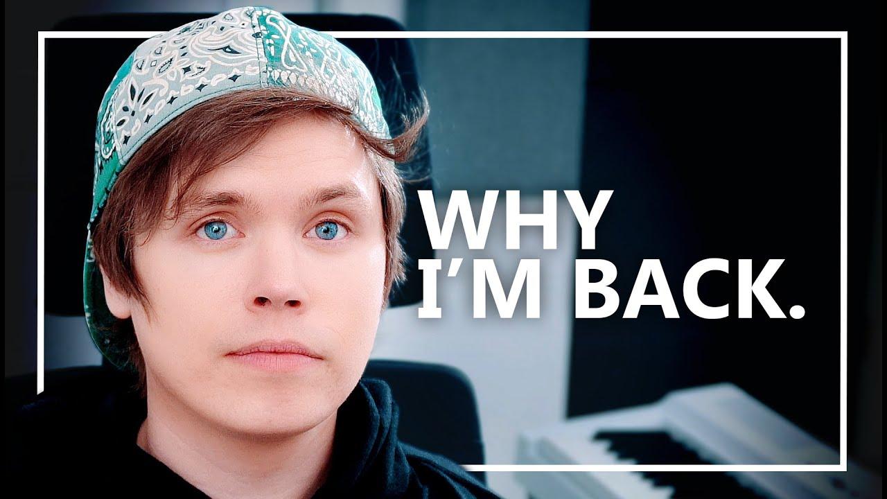 Why I really came back…