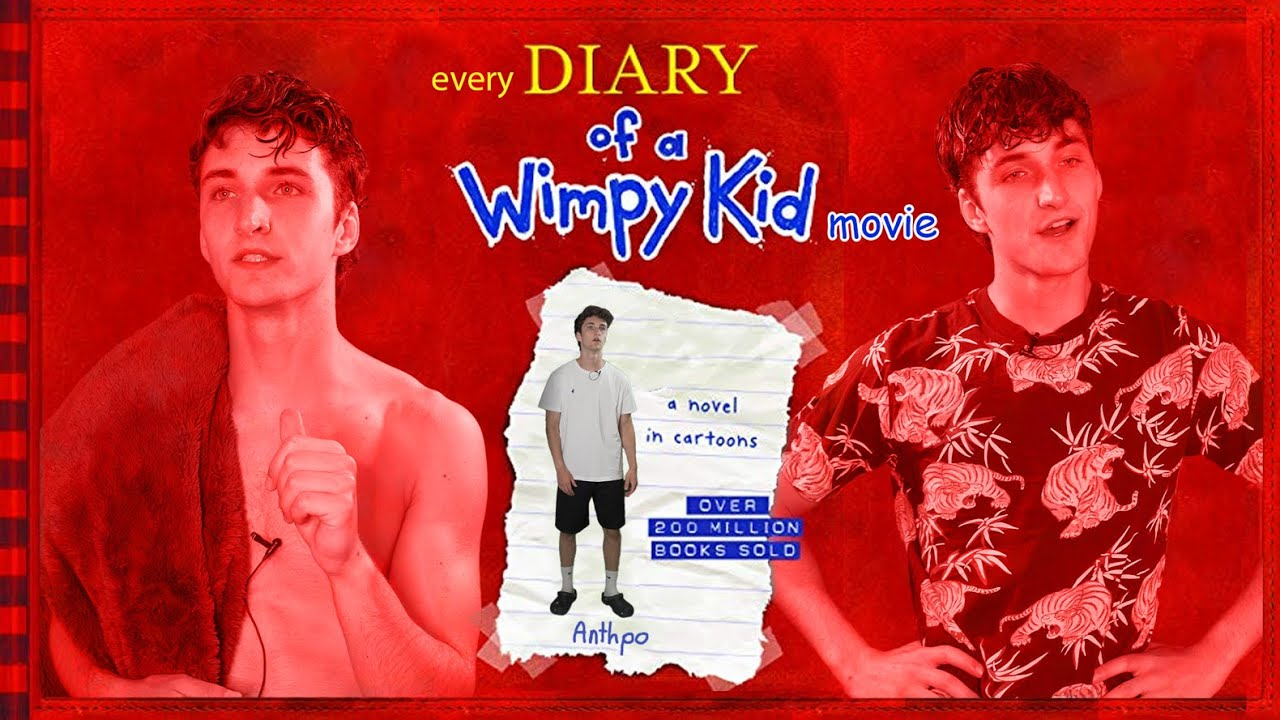 every diary of a wimpy kid movie