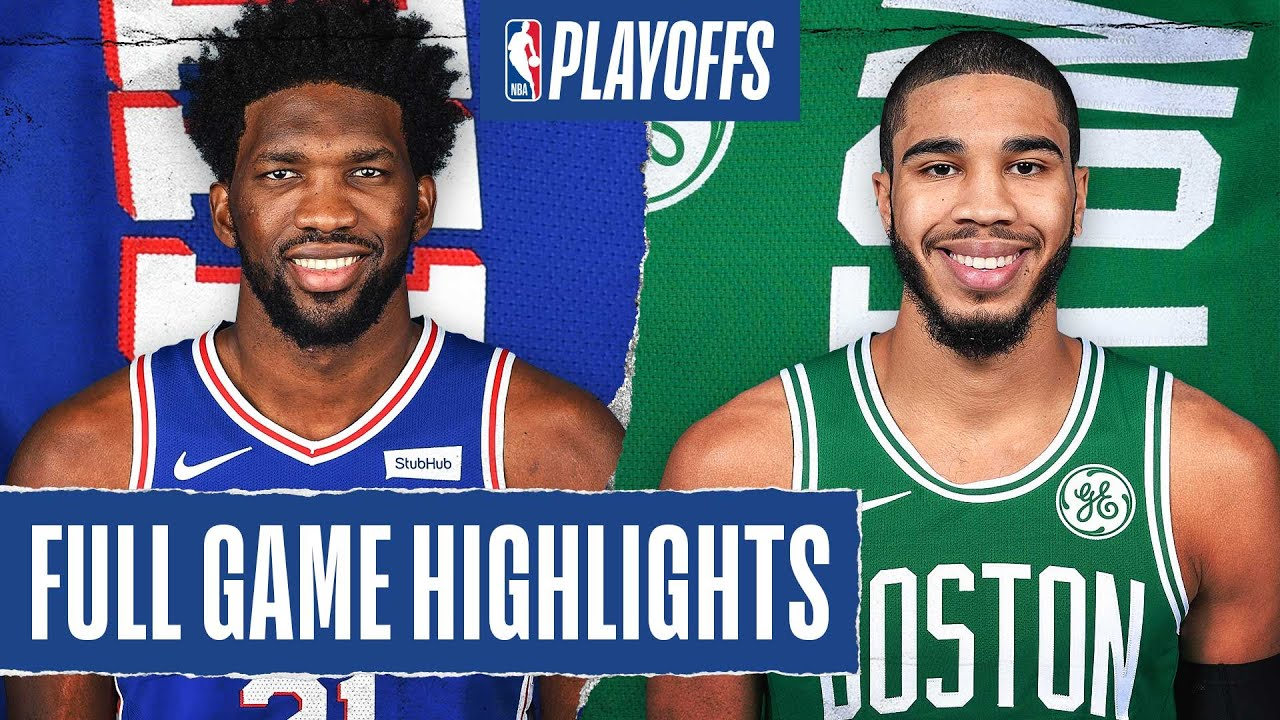 76ERS at CELTICS | FULL GAME HIGHLIGHTS | August 19, 2020